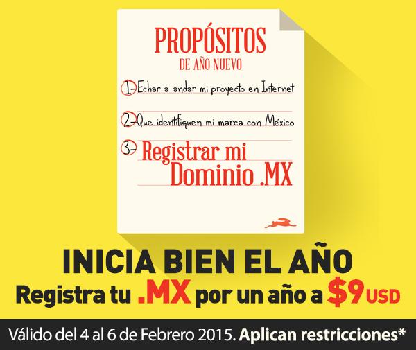 Akky: Dominio .MX a 9 DOLARES