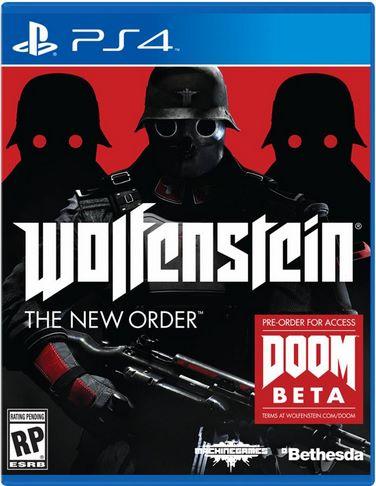 Walmart: preventa Wolfenstein para PS4, PS3, Xbox One o Xbox 360 $590 (regular $999)