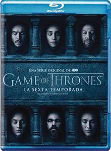 Amazon: Game of Thrones: Temporada 6 [Blu-ray]