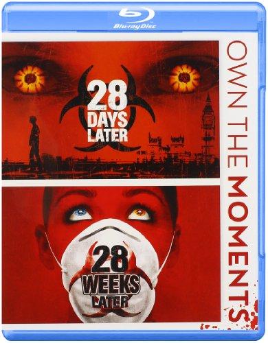 Amazon MX: Pack de 2 películas Blu-ray - 28 Days Later / 28 Weeks Later - Envío gratis con Prime
