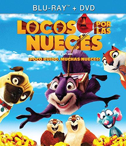 Amazon MX: Combo de Blu-ray y DVD - Locos por las Nueces - Envío gratis con Prime