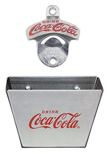 Amazon: TableCraft Coca Cola Abre refrescos con cubeta contenedora