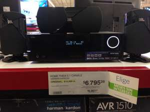Sam's Club: Home Theater Harman Kardon 5.1 $6,795