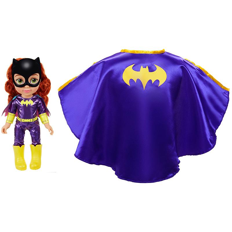 Costco: muñeca BatGirl con capa para vestir