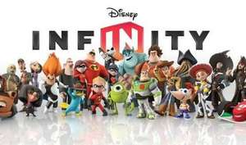 Gamers: Disney Infinity 1, 2 y 3 para Wii U