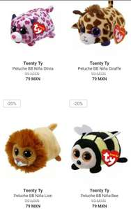 Promoda Outlet: Peluches desde $79