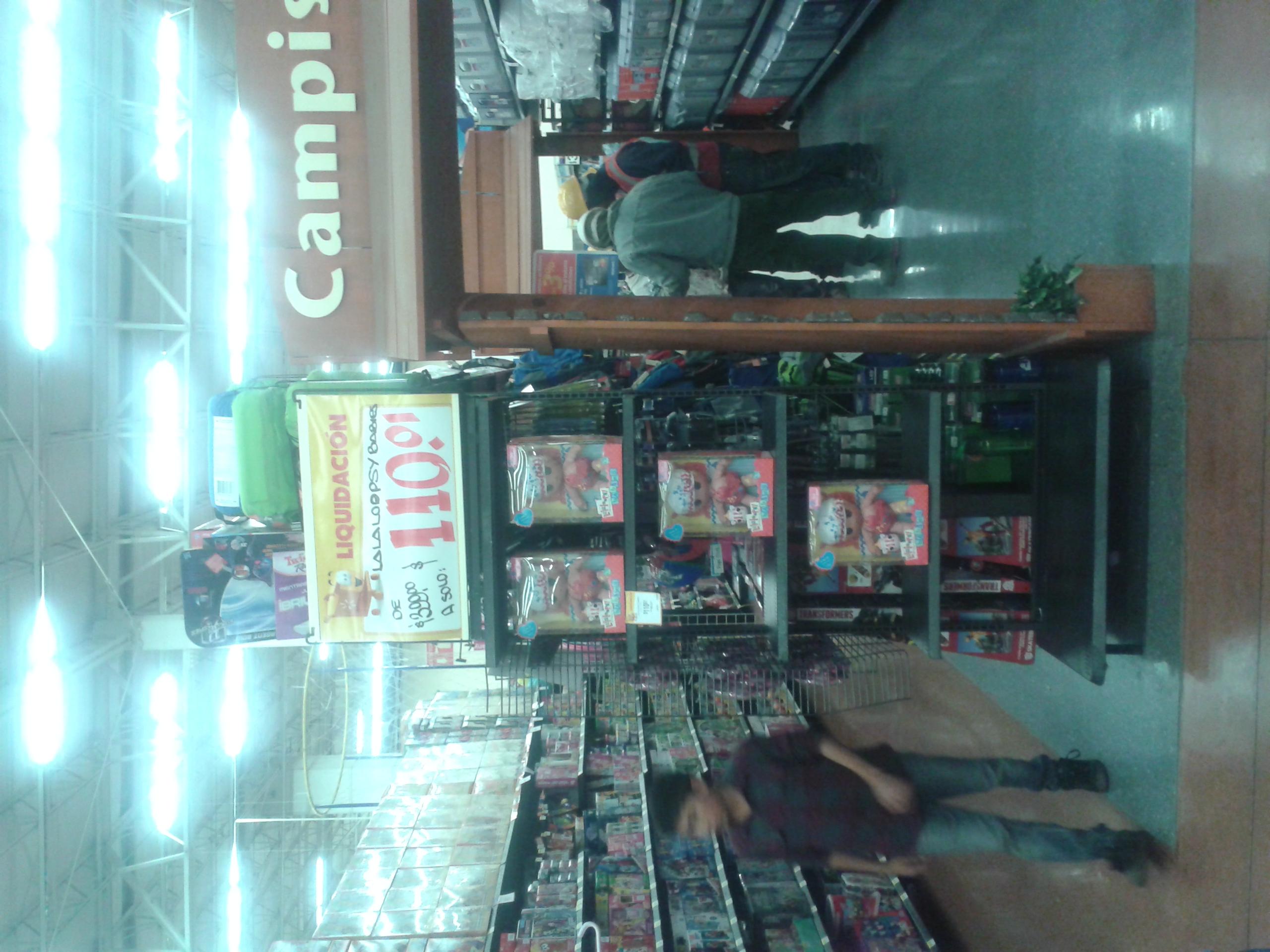Walmart: muñeca lalaloopsy bb de $400 a $110