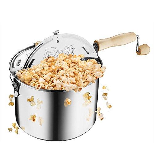 Amazon: Olla de acero inoxidable para palomitas Great Northern Popcorn