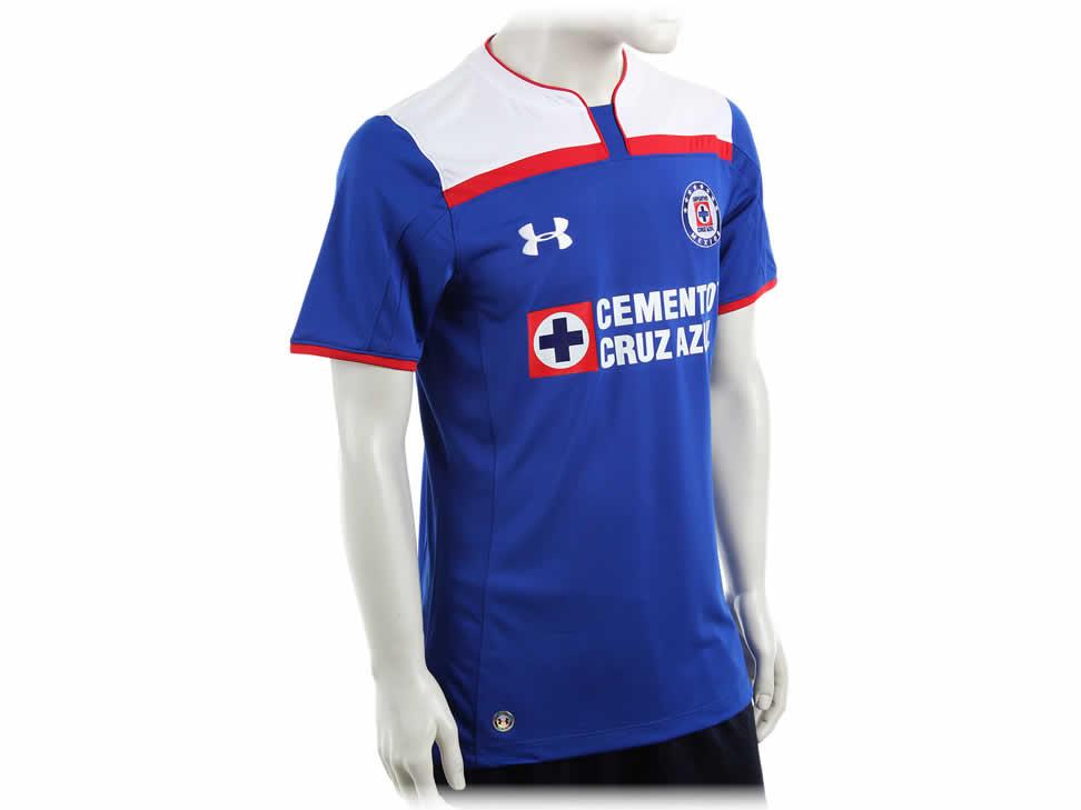 Liverpool: jersey cruz Azul mundial clubes