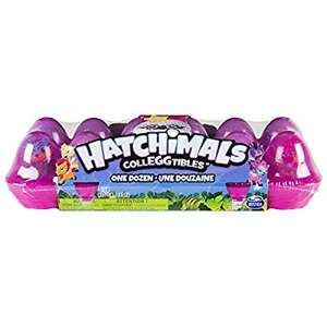 Amazon: Paquete de 12 Hatchimals de nuevo disponible, Reyes corran!!!