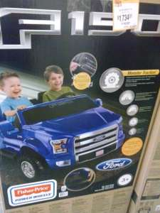 Walmart: montable Ford F150 $1,734