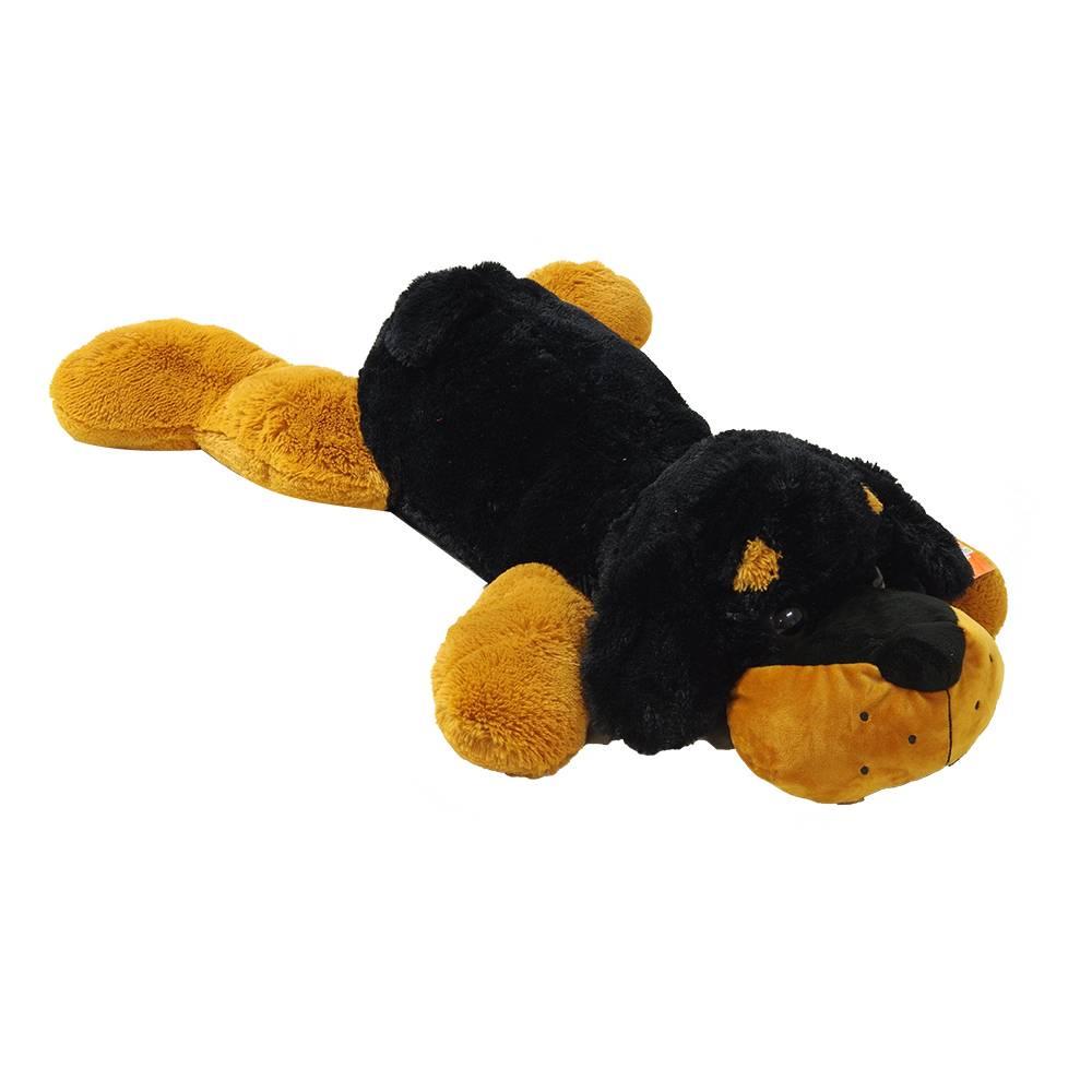 Walmart - Peluche de 1 Metro Kidz Time en Forma de Perro Negro