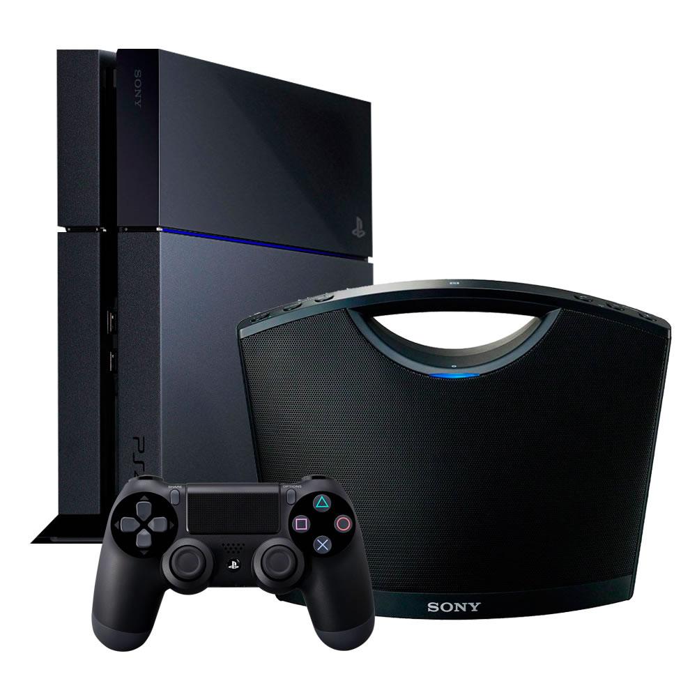 Walmart: PS4 más Bocina Bluetooth Sony $7890