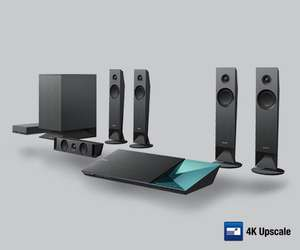 Linio: Home teather Sony 3D,4K, bluetooth, 5.1, Smart, wi-fi.