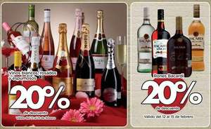 Folleto de ofertas en Chedraui del 12 al 18 de febrero