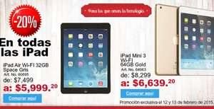 Office Depot: iPad Air $5,279, iPad Air 2 $6,639, iPad Mini 3 $5,279