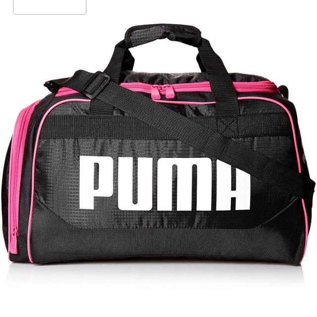 Amazon MX: Bolsa deportiva para dama Puma