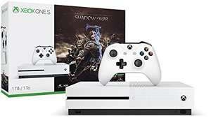 Amazon: Xbox One S Consola de 500GB + Game Pass 3 Meses + Live Gold 3 Meses - Bundle Edition
