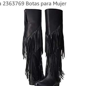 Amazon: Bota alta ANDREA a $309