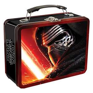 Amazon: Lonchera de Metal Star Wars Episode VII