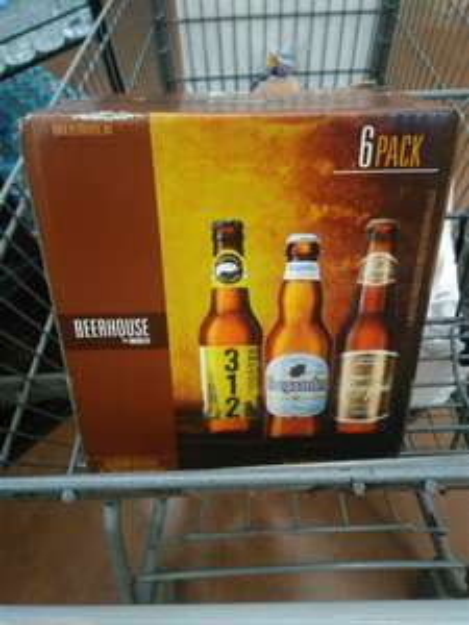 Walmart Periférico Cuautitlán: 6 Pack Cerveza Beerhouse
