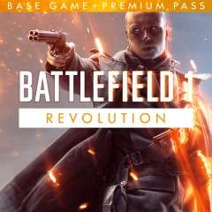 Playstation Store: Battlefield 1 Revolution $450, Premium Pass solo $250