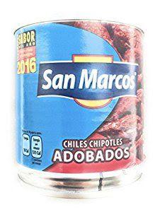 Bodega Comercial Mexicana: Chipotle San Marcos 215 grs