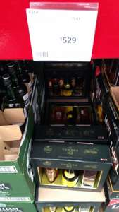 Sam's Club: pack 3 whisky, ron y brandy