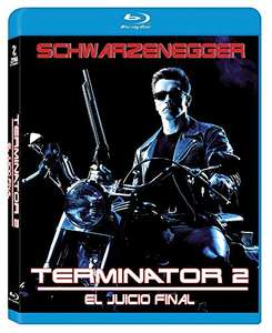 Amazon MX: Terminator 2 Blu-ray