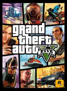 Steam: Grand Theft Auto V