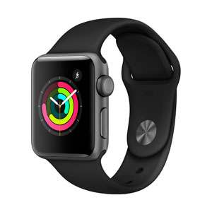 MacStore: Apple Watch Series 3 38mm Envio Gratis