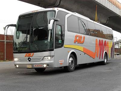 Autobuses AU bonifica saldo