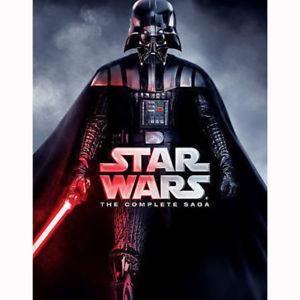 Ebay: Star Wars The Complete Saga