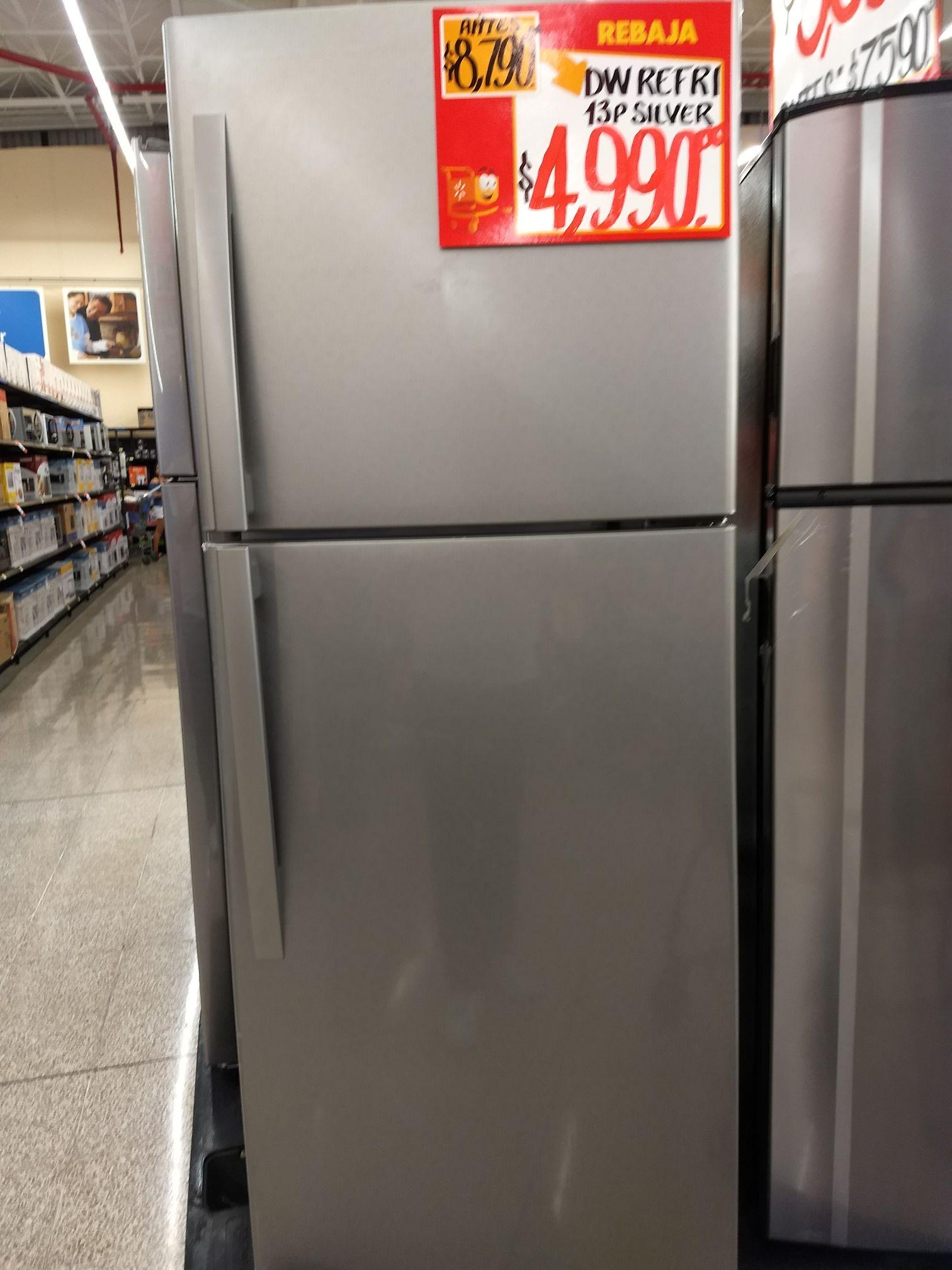 Walmart Galván Colima: Refrigerador 13P DAEWOO y más
