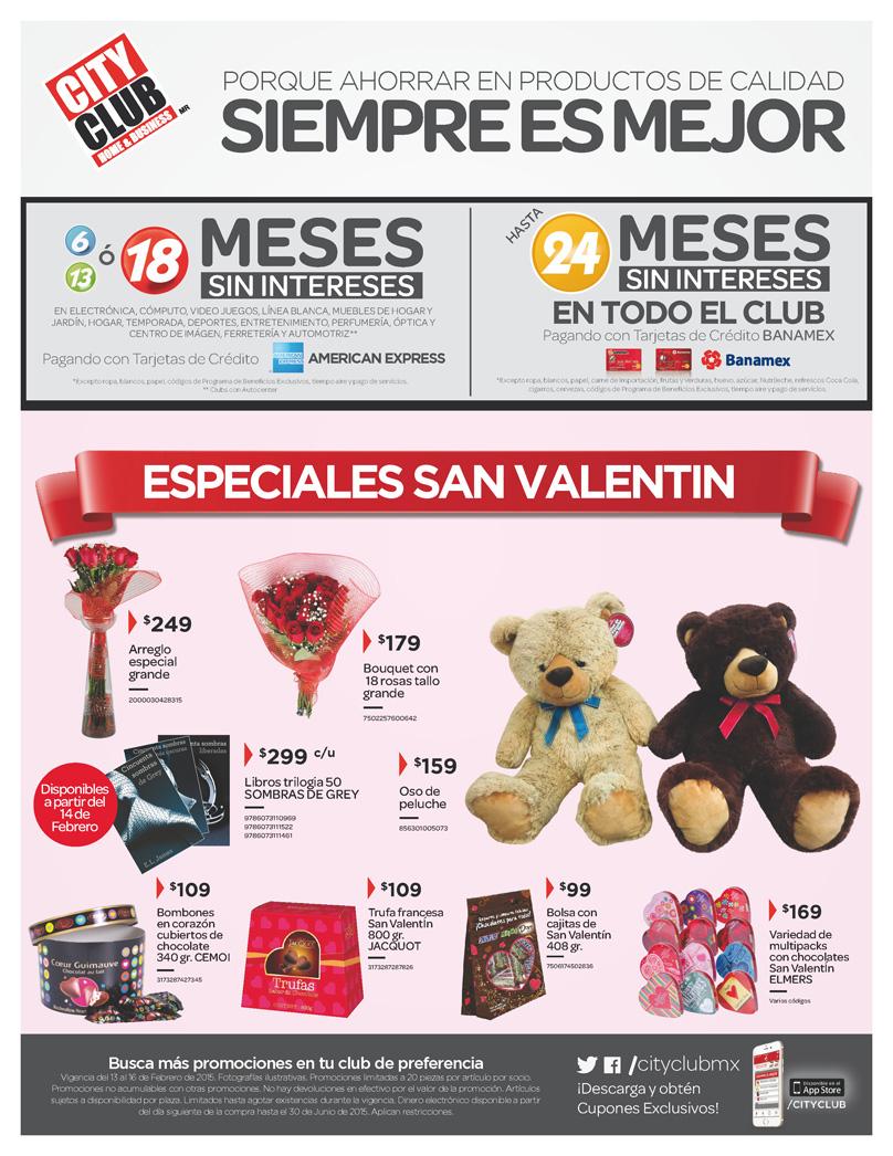 City Club: Hasta 24 MSI pagando con tarjetas Banamex y mas...