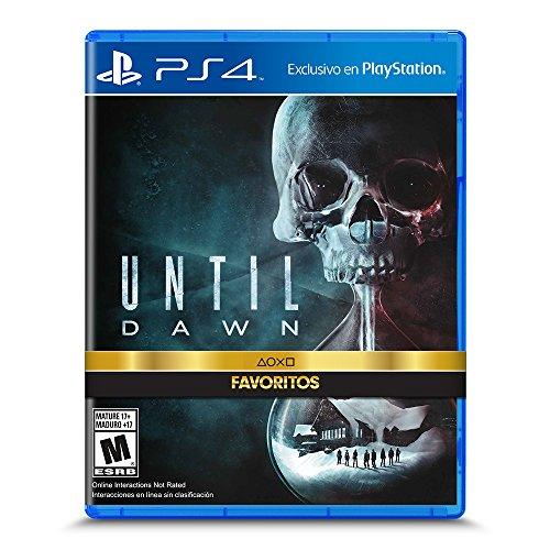 Amazon MX: Until Dawn - PlayStation 4 - Standard Edition