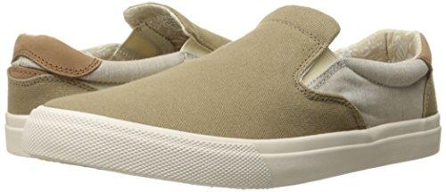 Amazon: Crevo Baldwin Fashion Sneaker talla 10.5US (8.5mx) envío gratis prime