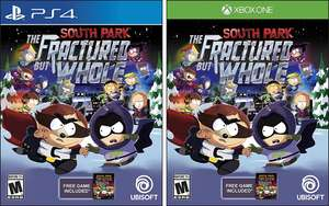 Amazon: South Park The Fractured But Whole para Xbox One y PS4 a $594