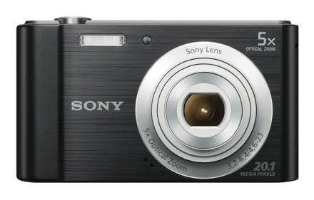 Best Buy: Camara Compacta Sony DCS-W800/B