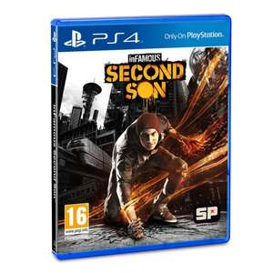 Walmart y Amazon: Infamous second son