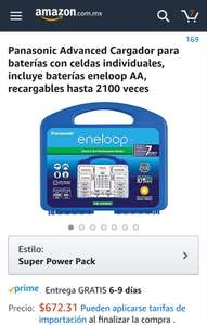 Amazon: Eneloop Super Power Pack