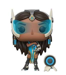Amazon: Funko POP Overwatch Symetra y Mcree