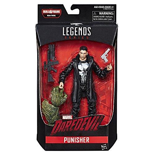 Amazon: Oferta Relampago - Figura Marvel The Punisher, aplica prime