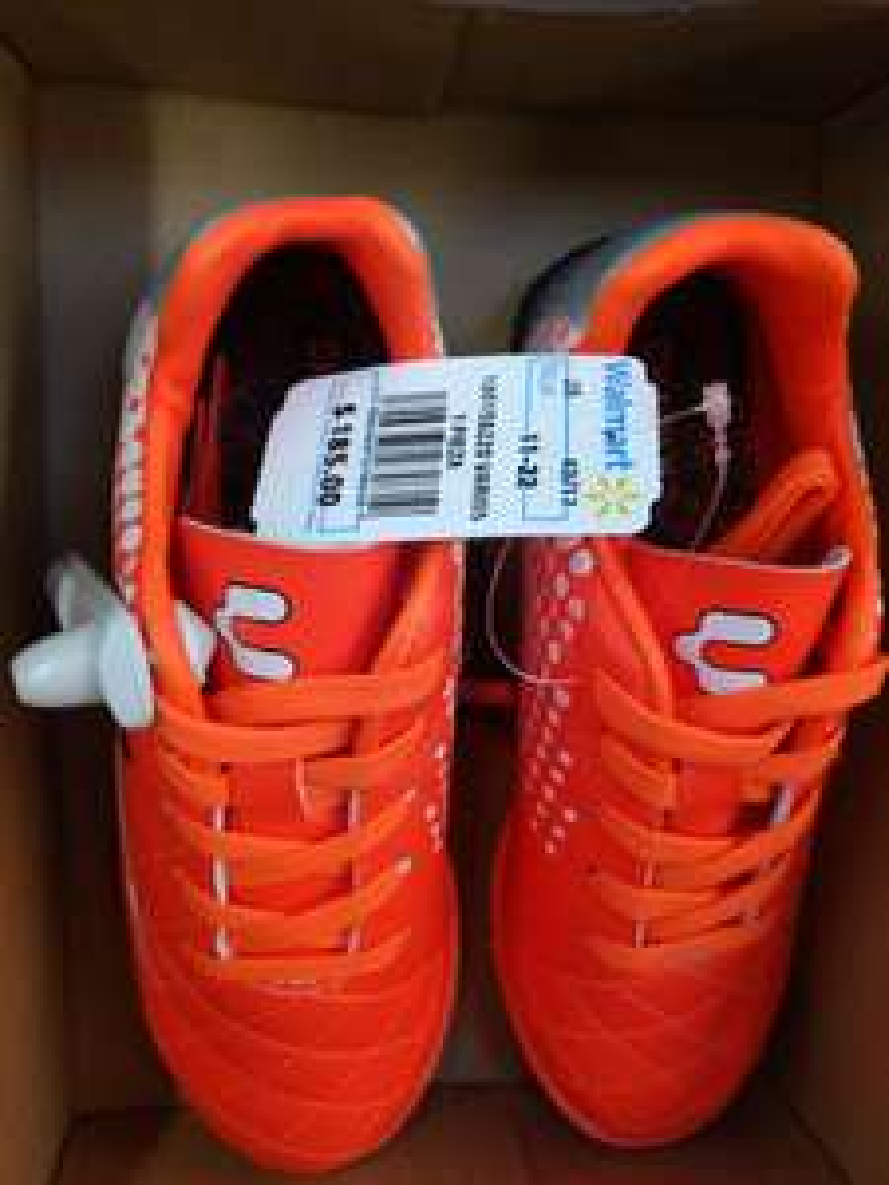 Walmart Batan: zapatos de futbol rápido para niños