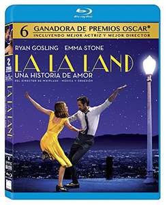 Amazon: La La Land: Una Historia de Amor [Blu-ray]