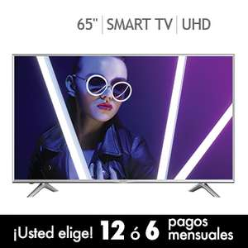 "Costco: Sharp LED 65"" Smart TV Ultra HD 4K LC-65P6000U"
