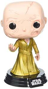 Amazon: Funko POP! Star Wars: The Last Jedi - Supreme Leader Snoke - Collectible Figure