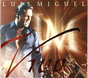 Amazon:  CD LUIS MIGUEL EN VIVO