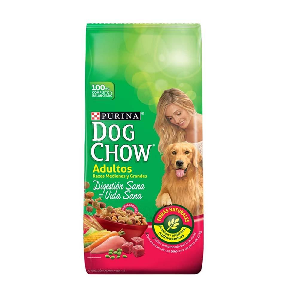 Walmart: Alimento para Perro Dog Chow Adulto Raza Mediana y Grande