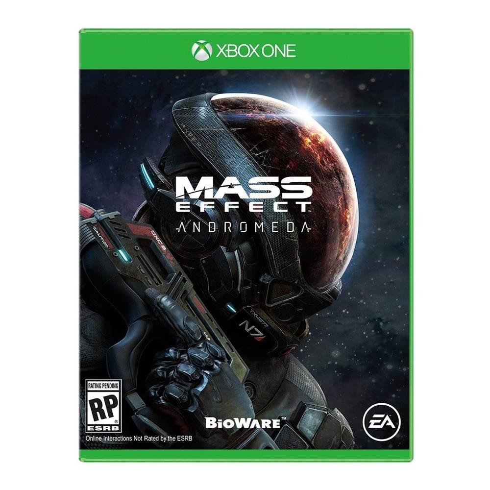 Walmart: Mass Effect Andromeda Xbox One